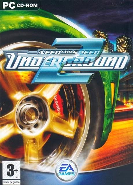 Need For Speed Underground 2 Full indir - Tek Link