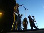 Scorpions, 9 iunie 2011, Holiday, Rudolf Schenker, Matthias Jabs si Klaus Meine