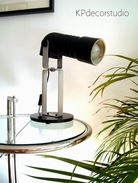 Comprar lámpara vintage de sobremesa