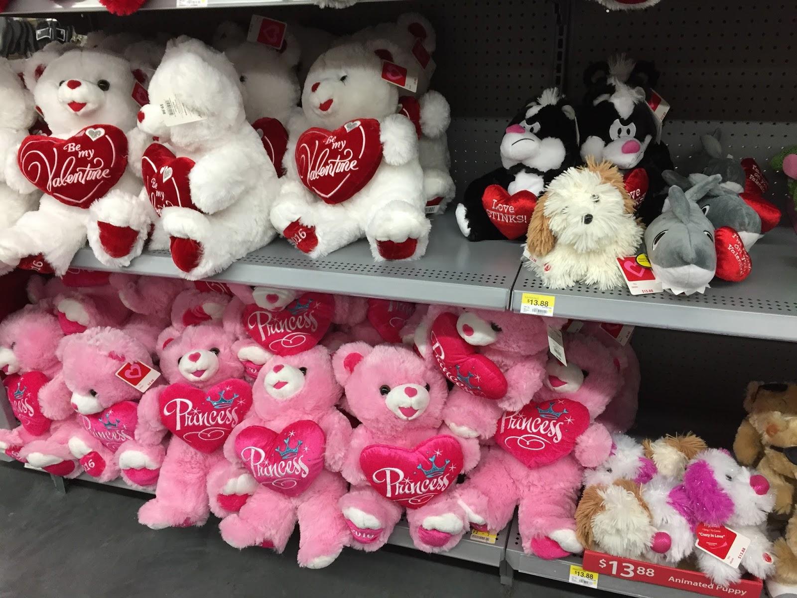 Big Teddy Bear Valentines Day Walmart Rytir