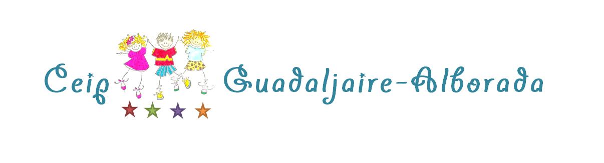 """CEIP """"GUADALJAIRE-ALBORADA"""""""