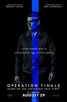 Operación Finale Dirigida por Chris Weitz y protagonizada por el ganador del Premio de la Academia