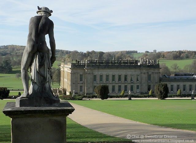 Pride and Prejudice at Chatsworth House, Derbyshire @www.sweetbriardreams.blogspot.co.uk