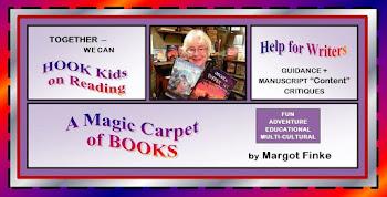 Author MARGOT FINKE'S WEBSITE