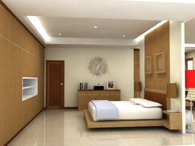 interior kamar tidur desain interior minimalis modern idaman