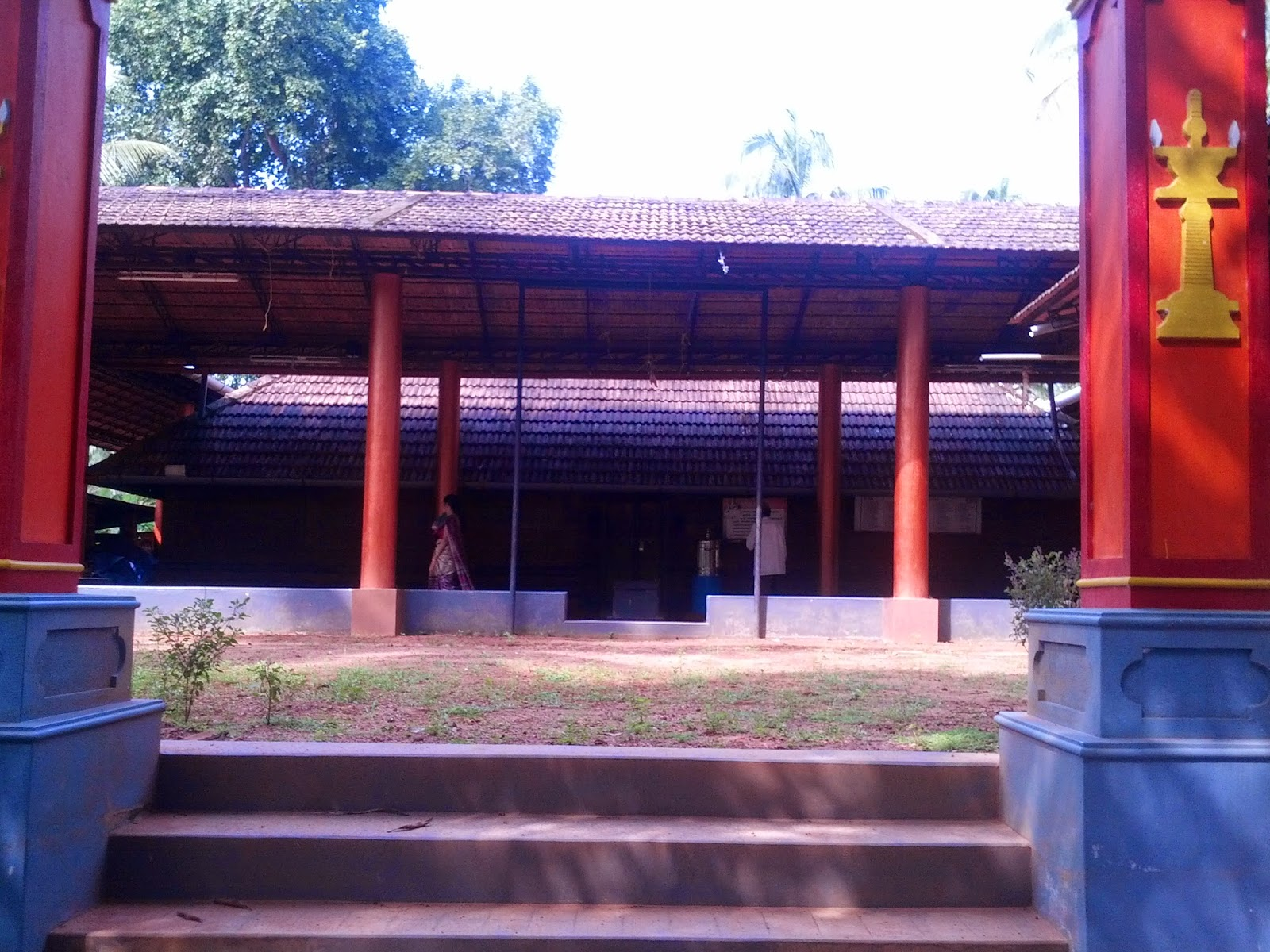 parakunnath vettakkorumakan payyan kshethram temple
