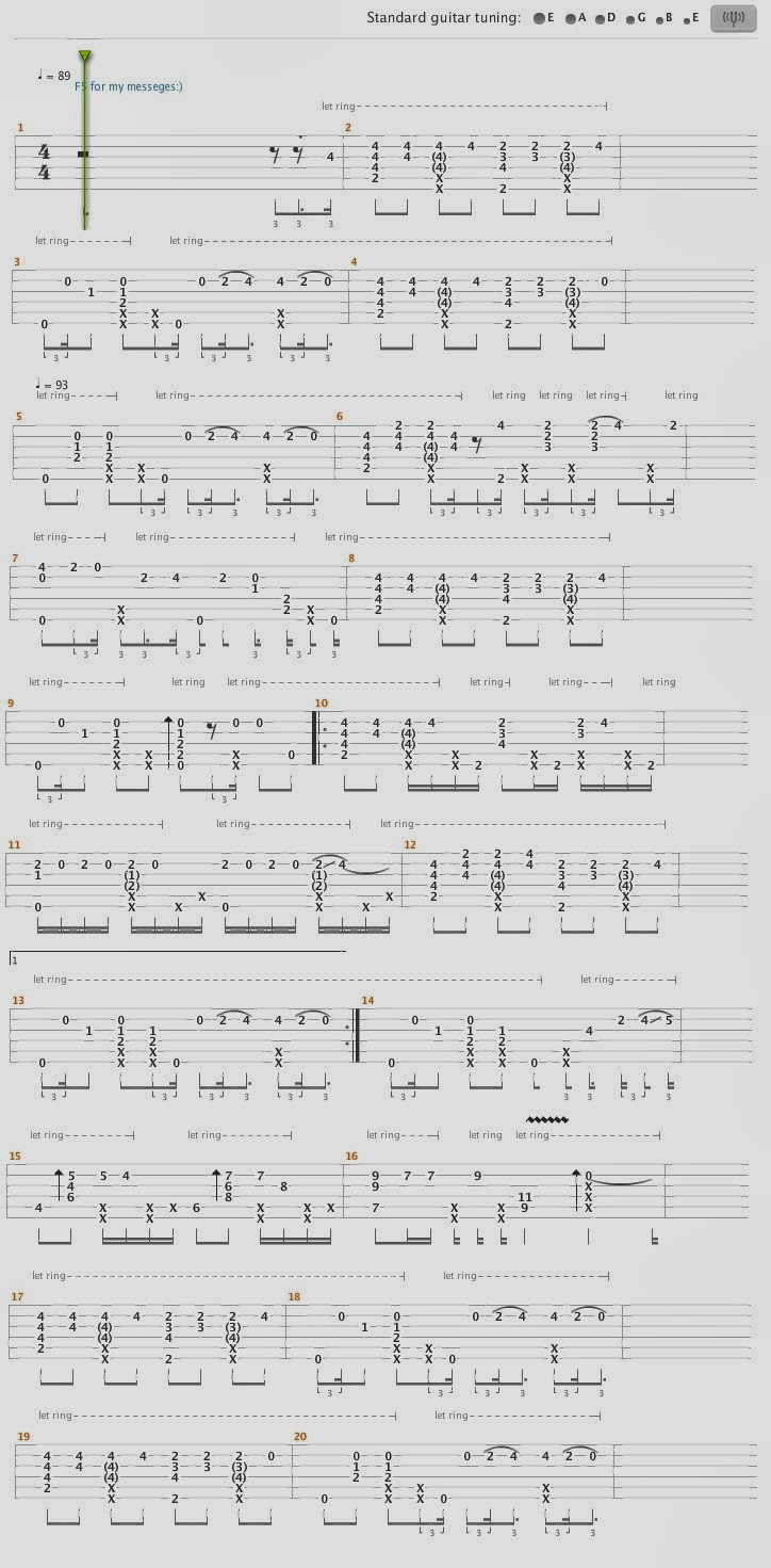 Guitar chords for lazy song image collections guitar chords examples fingerstyle tabs the lazy song bruno mars fingerstyle tabs the lazy song bruno mars fingerstyle tabs hexwebz Images
