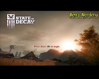 #3 State of Decay Wallpaper