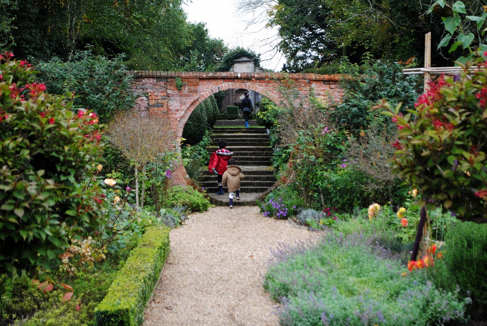 A sunday well spent west green house national trust House and garden online