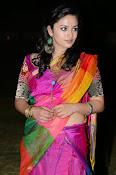 Malavika nair photos in half saree-thumbnail-6