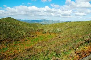 ruta del pico El Paisano a Gallegos,cotoya
