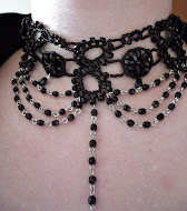 Contest for Victorian Choker on cover of Seduction