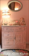 The pink washstand