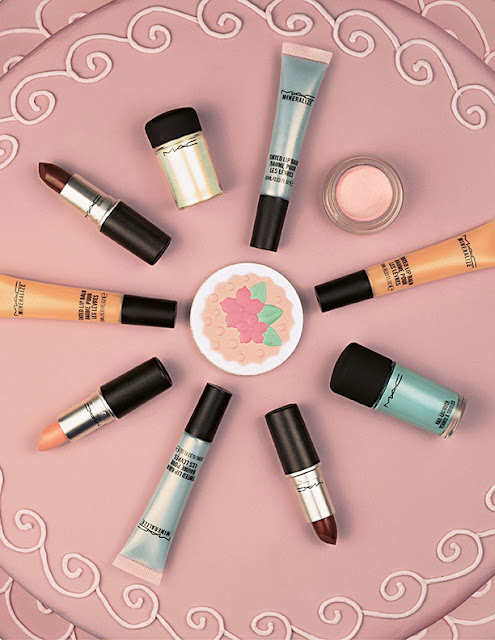 The Extras: Delectable & Dazzling Mac Collections