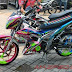 Kumpulan Modifikasi Honda Sonic 150cc 2015