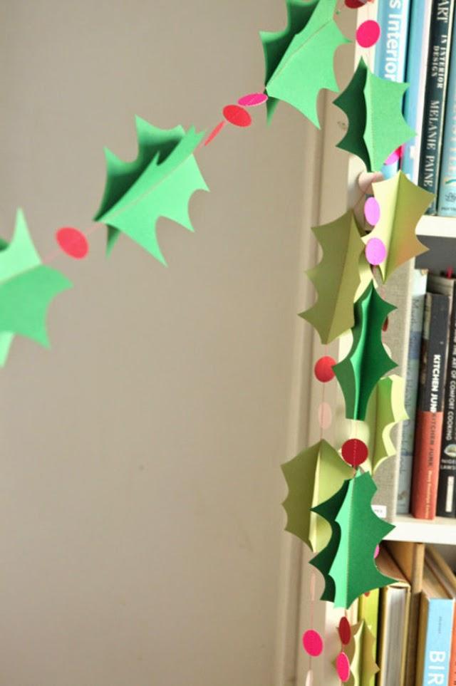 Guirlanda-natalina-de-papel