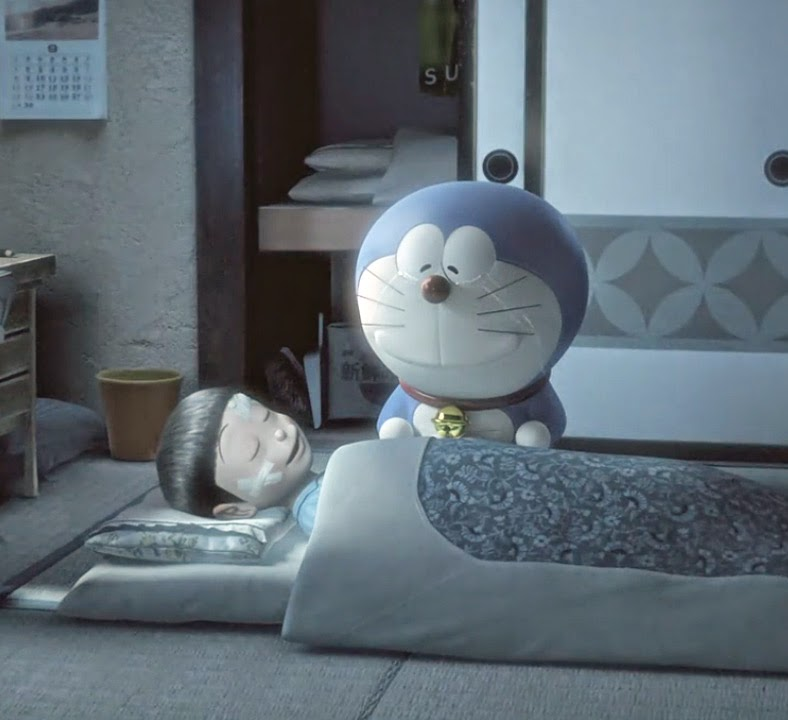 Doraemon Stand By Me 2014 3D Subtitle Indonesia