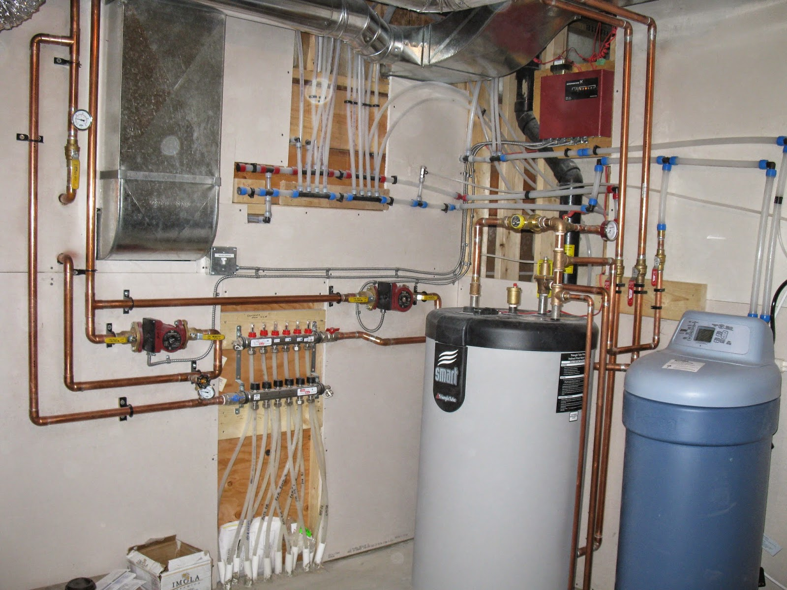 heating main floor heating garage heating and takes care of the #694234