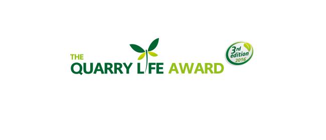 Logo Quarry Life Award