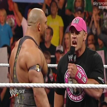 مشاهدة عرض مصارعة WWE Raw 15/10/2012 youtube مترجم يوتيوب كامل اون لاين