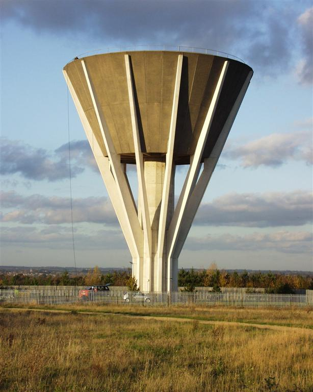 CHURCH LANGLEY WATER TOWER