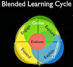 Blended Learning Cycle E's