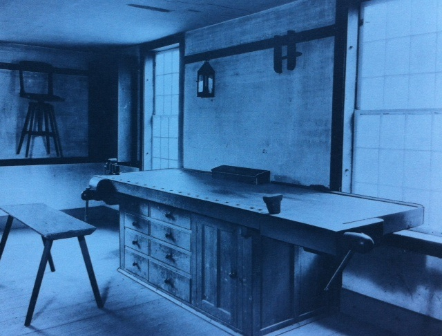 Shaker Furniture, Photo by William F. Winter