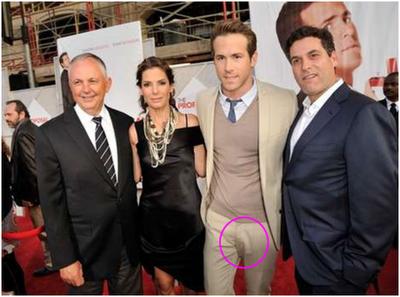 Deadpool - Ryan Reynoldss Penis Is in The movie
