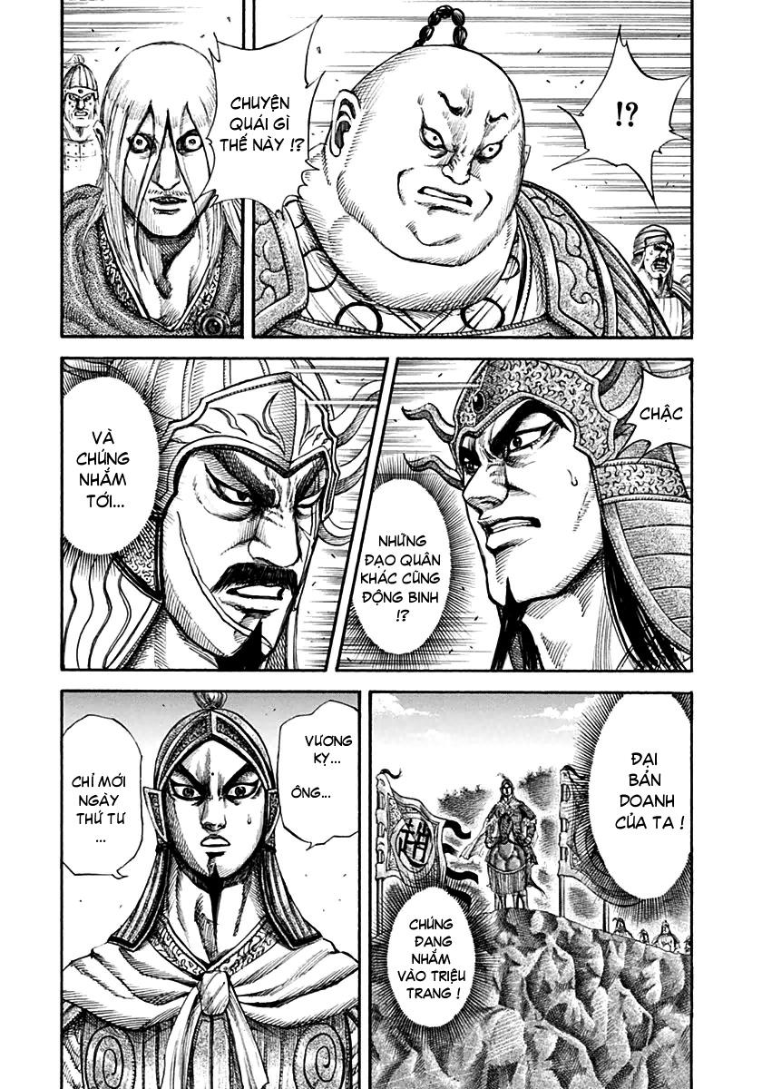 Kingdom – Vương Giả Thiên Hạ (Tổng Hợp) chap 134 page 16 - IZTruyenTranh.com