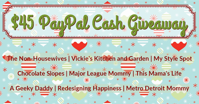 Christmas $45 PayPal Cash Giveaway!