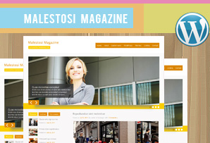Malestosi Magazine Free WordPress Theme