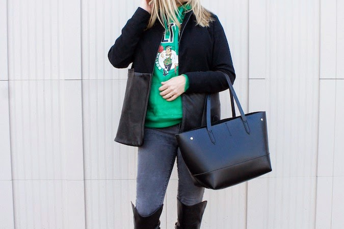 Forever 21 NBA, What to wear to a game in Boston