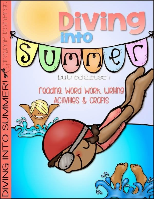 http://www.teacherspayteachers.com/Product/Diving-into-Summer-Summer-Inspired-Word-Work-Reading-Writing-Craft-1223715
