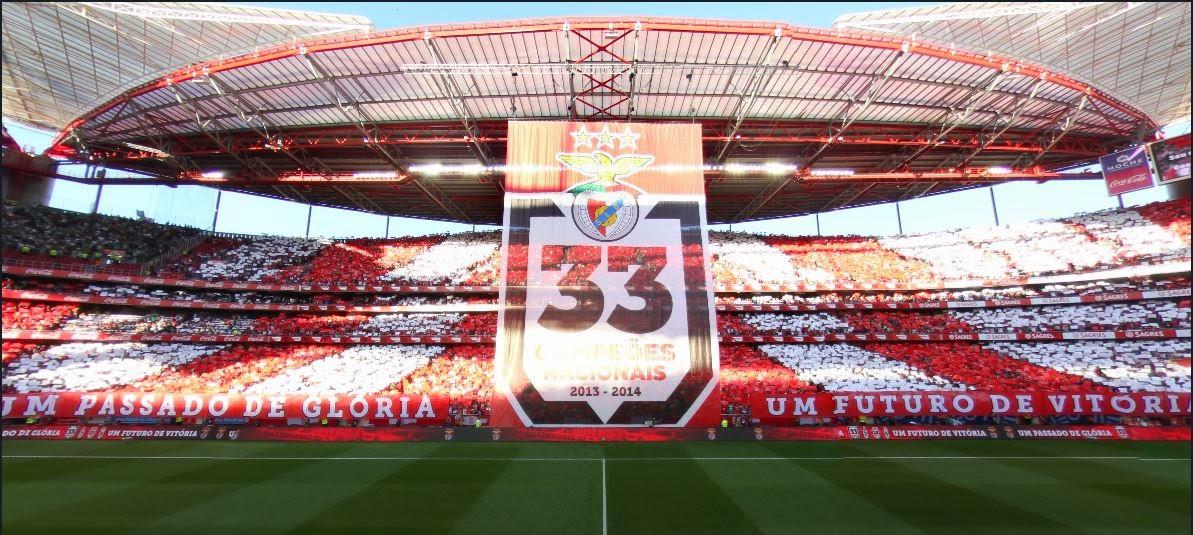 Estádio da Luz 360º