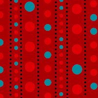 Square And Dotty Hintergrund 6