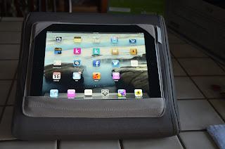 Win a Domeo Tri Lounger iPad LapDesk