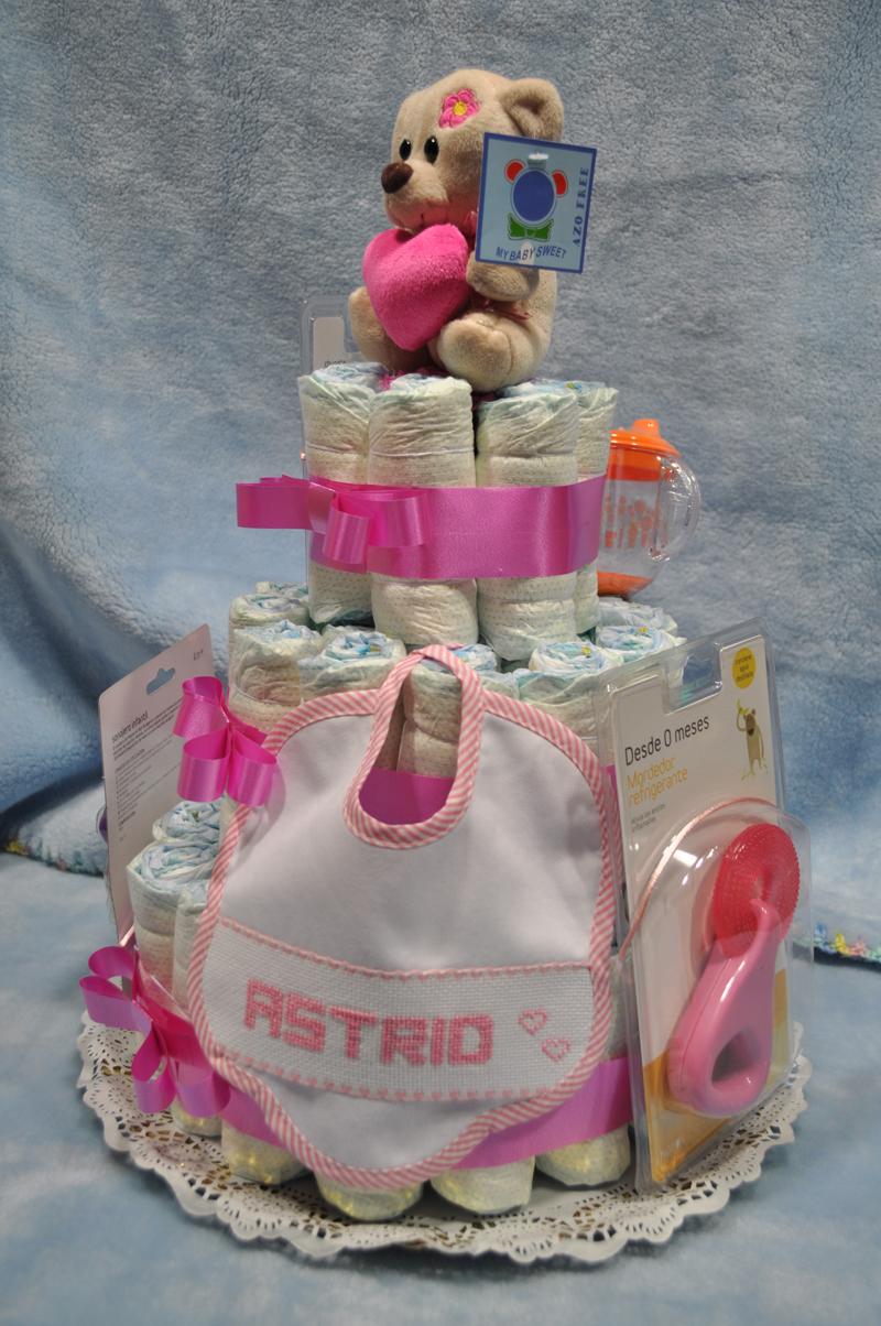 El mundo de lola tarta de pa ales rosa ii - El piso de lola ...
