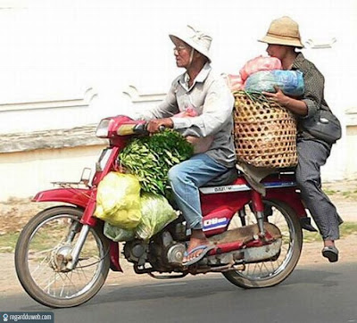 Photos insolites et drôles Transport - Marchandise v12