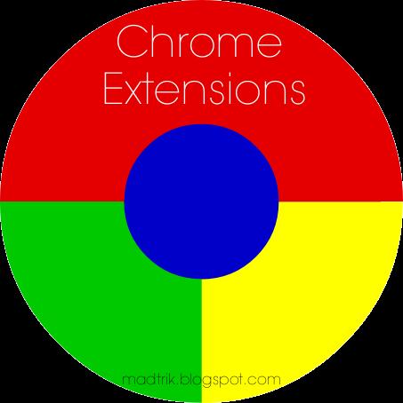 Extensions Chrome Yang Penting Untuk Blogger