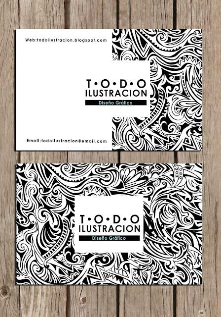 tutorial crear una tarjeta de presentacion