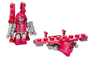 Hasbro Transformers Kre-O Micro Changers Series 2 - Plowerglide
