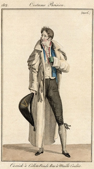 Costume Parisien 1812