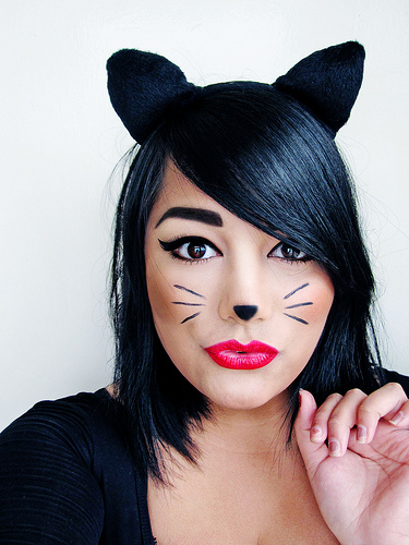 Fancy dress ideas halloween cat costumes halloween costumes 2012 why not get the purrfect look and disguise yourself as a cat solutioingenieria Images