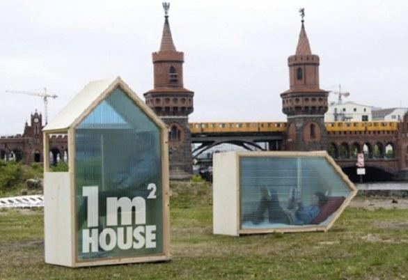 A menor casa do mundo