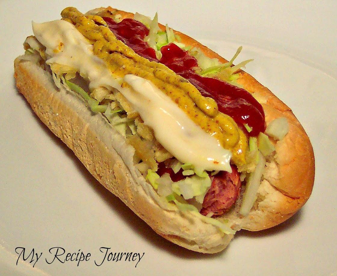 Venezuelan Hot Dogs