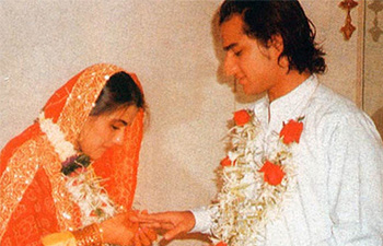 Kareena Kapoor And Saif Ali Khan Wedding Pictures