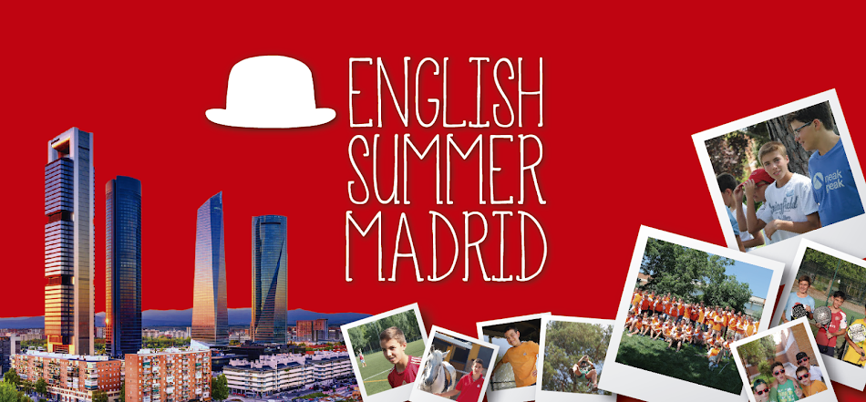 English Summer Madrid