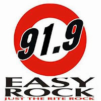 Easy Rock 91.9 Baguio logo