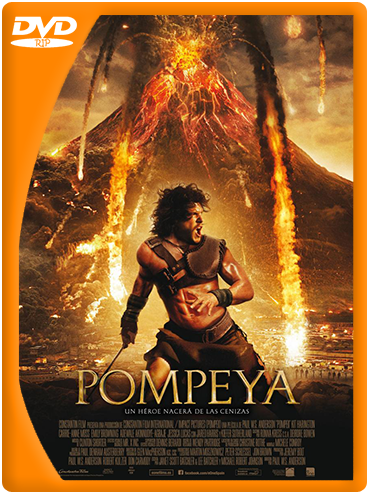 Pompeya (2014) DVDRip Español Latino