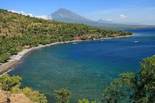 Wisata Amed Pulau Bali